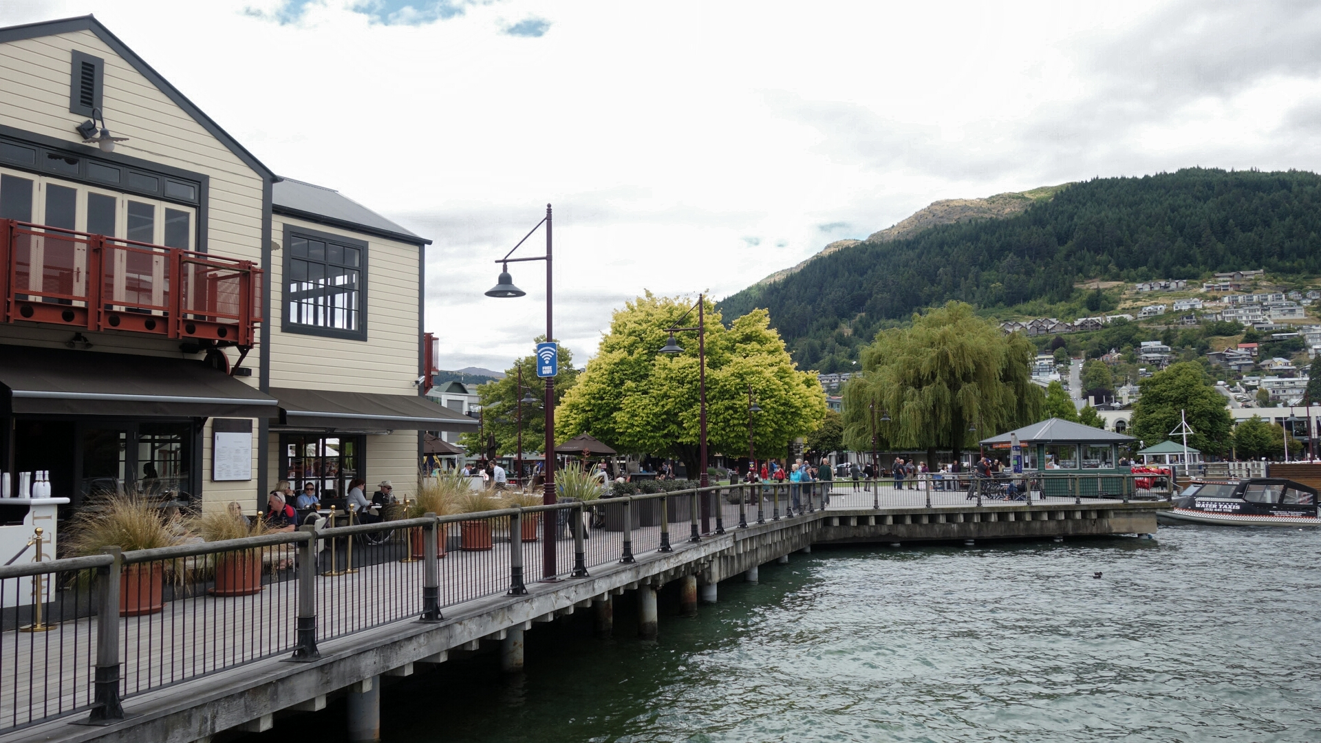 Klettersteig Queenstown : Te araroa: arrowtown bis queenstown u2013 essen und 10.02
